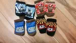 Jungle theme socks  Kitchener / Waterloo Kitchener Area image 1
