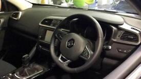 2017 Renault Kadjar 1.5 dCi Dynamique Nav Sport Pa Manual Diesel Hatchback