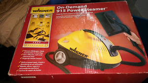 Wagner On-Demand 915 Power Steamer