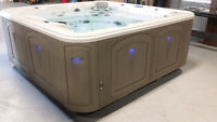 DEMO MODEL MYRTLE BEACH BY CLEARWATER SPAS!!