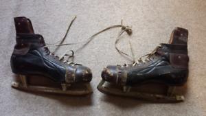 Vintage Samson Hockey Skates