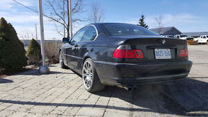 2001 BMW 3-Series Coupe (2 door) safety and etested Cambridge Kitchener Area image 3