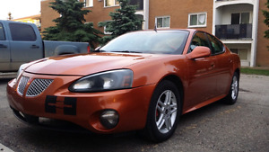 Pontiac Grand prix GTP supercharged, 3.8 FWD 4dr, 2004