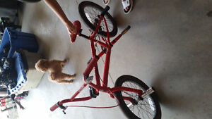 "Vise Mirraco bike company 18"" Freestyle BMX"