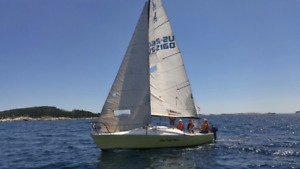 Sail Canada Courses & Custom Sailing Lesson on Your Sailboat