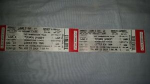 Concert Tickets - Miranda Lambert &  Little Big Town