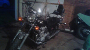 1981 cb900c for sale needs minimal work.
