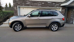 2007 BMW X5 (FULLY LOADED)  **PERFECT CONDITION** Edmonton Edmonton Area image 1