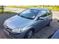 2003 VAUXHALL CORSA 1.0i 12V Club 12mth Warranty AA Roadcover Low Insurance