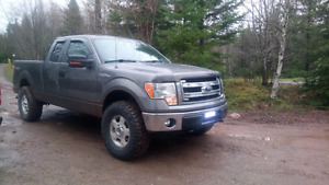 Payment takeover lifted f150