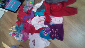 Baby girl lot size 6months also have 6-9 months