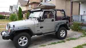 2000 Jeep TJ $8500 OBO