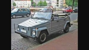 Looking to buy vw thing