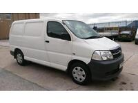 Toyota Hi-Ace 2.5D-4D ( Twin Doors ) ( 95 ) 280 (Twin Rear Doors)