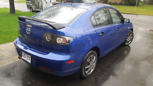 2007 Mazda 3 great on gas