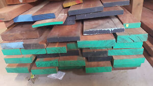 2 inch thick African mahogany lumber