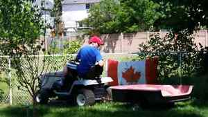 Student Avail. For Yard Cleanup/Odd Jobs Cambridge Kitchener Area image 1