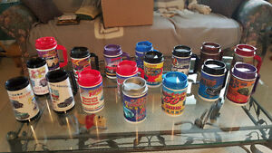 Back To The 50s Mug Collection 20 Mugs in all.