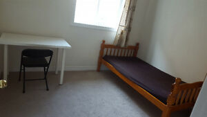TABLE, CHAIR ,BED AND MATTRESS Peterborough Peterborough Area image 2
