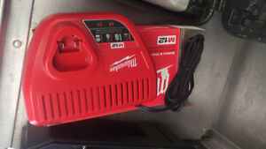 Milwaukee M12 Charger , NEW