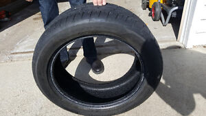 """Nitto Movito Performance Tires 18"""" Almost New"""
