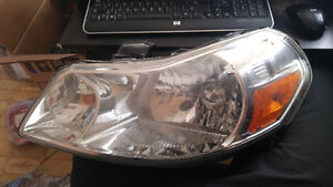SX4 2007 2008 2009 2010 2011 2012 2013 LUMIERE HEADLAMP OEM LEFT