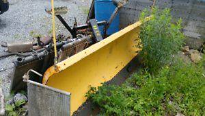7 1/2 foot myers plow