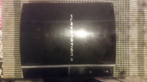 Fat ps3 for sale !