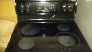 Stainless steel and ceramic stove/oven