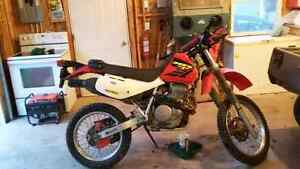 looking for whole motor for parts for a 2001 xr650l