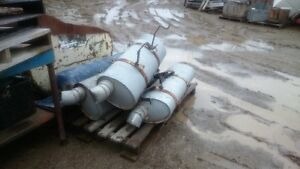 machinery mufflers