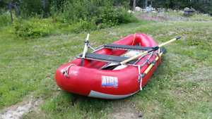 Excellent Aire inflatable raft for sale