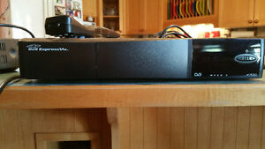 Bell 4700 satellite receiver with original remote