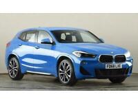 2018 BMW X2 xDrive 20d M Sport 5dr Step Auto Hatchback diesel Automatic