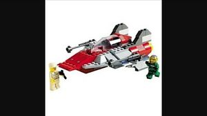 Classic Star Wars LEGO: A-Wing Fighter (7134)