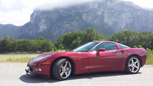 2006 Chevrolet Corvette Z51 Coupe (2 door)
