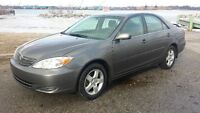 2004 TOYOTA CAMRY 5-SPEED $2500 EXCELENT CONDITION ‏‏