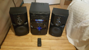 Sony Stereo System - 60 disc Surround Sound