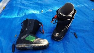 Burton Ruler snowboard boots - like new