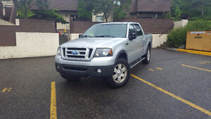 2008 Ford F-150 SuperCrew FX4 Pickup Truck: LOADED & GREAT SHAPE