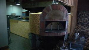 Four à pizza à bois à vendre