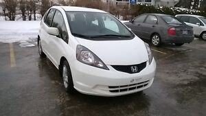 2012 Honda Fit Berline LX