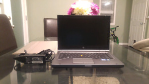 HP core i5-2640M (1TB HDD, 16GB RAM) in very good condition