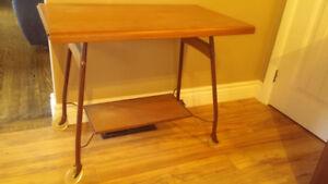Vintage Retro Table