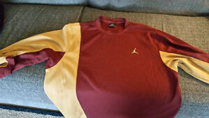 Air Jordan and Nike  Long Sleeve Shirts