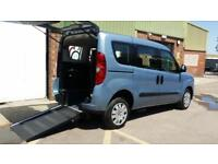 2013 Fiat Doblo 1.6Multijet Diesel AUTOMATIC Wheelchair Disabled Accessible Vehi