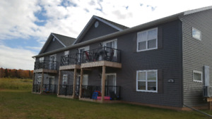 1 year old 2 bedroom Cornwall apartment available Dec 1