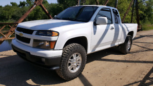 2011 Chevrolet Colorado 4x4