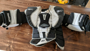 Reebok 11k Pro Chest Protector Large