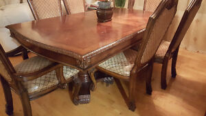 Dining Table Set with Buffet. West Island Greater Montréal image 3